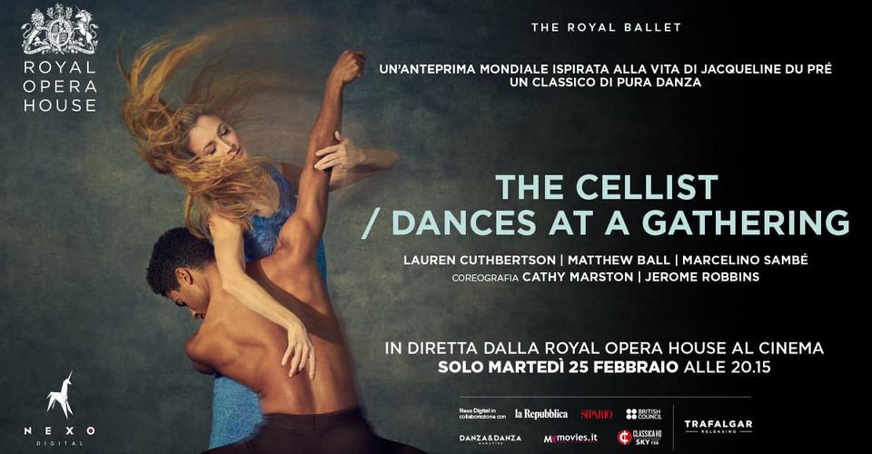 La the cellist poster loc