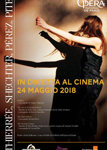 Pite,Pèrez,Shechter-Opéra National de Paris
