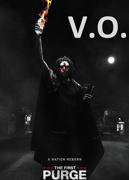 THE FIRST PURGE (LA PRIMA NOTTE DEL GIUDIZIO) RATED 14