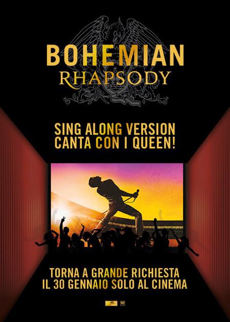 BOHEMIAN RHAPSODY - SING ALONG
