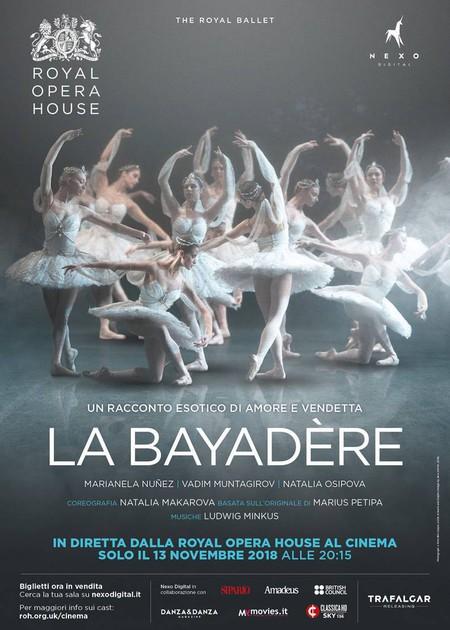 LA BAYADERE ROYAL OPERA HOUSE