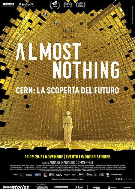 ALMOST NOTHING CERN: LA SCOPERTA DEL FUTURO