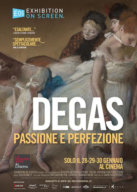 DEGAS-PASSIONE E PERFEZIONE