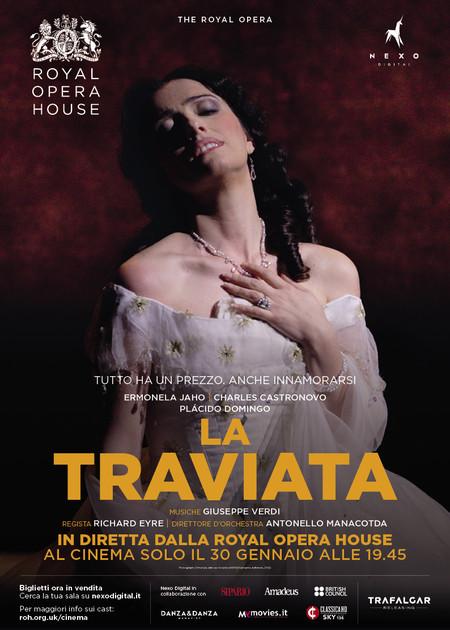 LA TRAVIATA-ROYAL OPERA HOUSE
