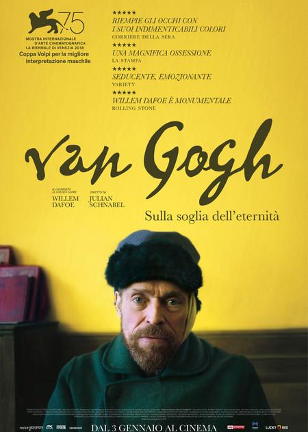 VAN GOGH - SULLA SOGLIA DELL'ETERNITA'