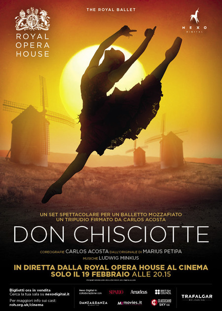 ROYAL OPERA HOUSE 2018-19: DON CHISCIOTTE