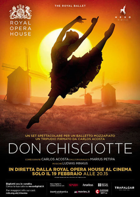 DON CHISCIOTTE-ROYAL OPERA HOUSE