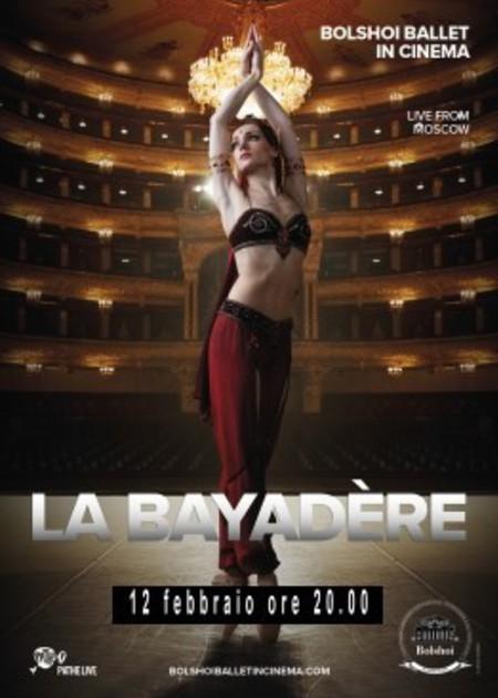 La Bayadère-bolshoi ballet
