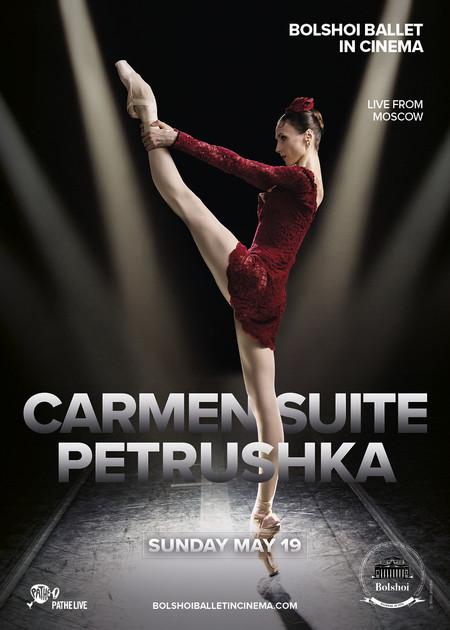 BOLSHOI 2018-19: CARMEN SUITE / PETROUCHKA