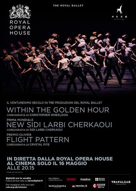 The Royal Ballet Triple Bill