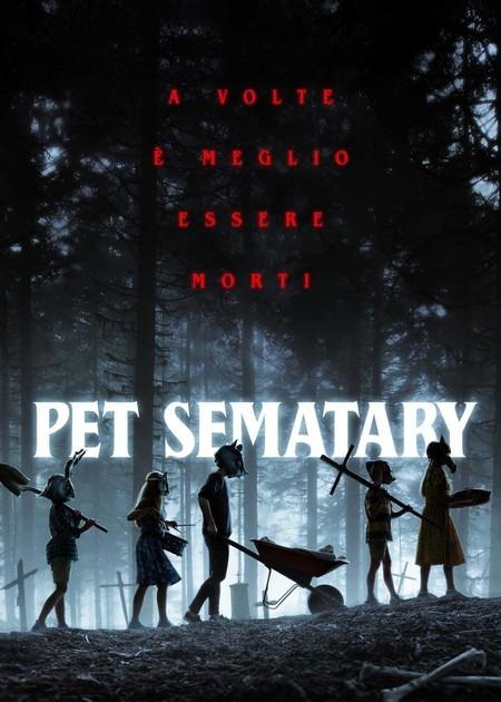 PET SEMATARY - V.M.14