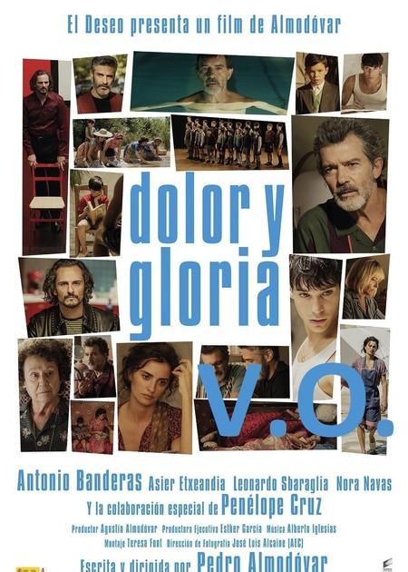 DOLOR Y GLORIA (IDIOMA ORIGINAL)
