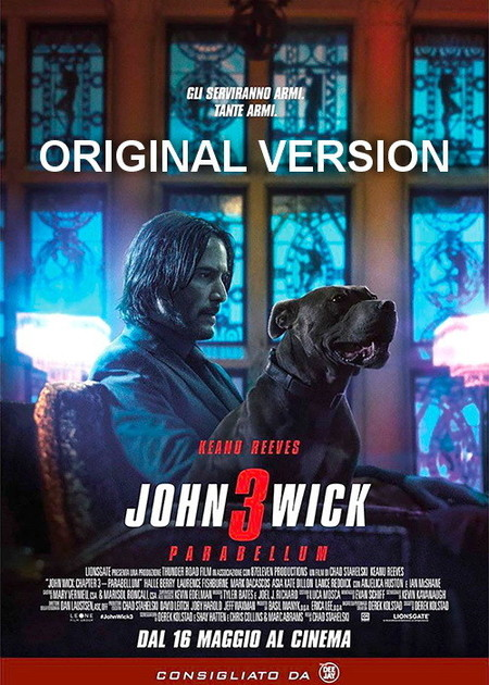 JOHN WICK 3 -ORIGINAL VERSION