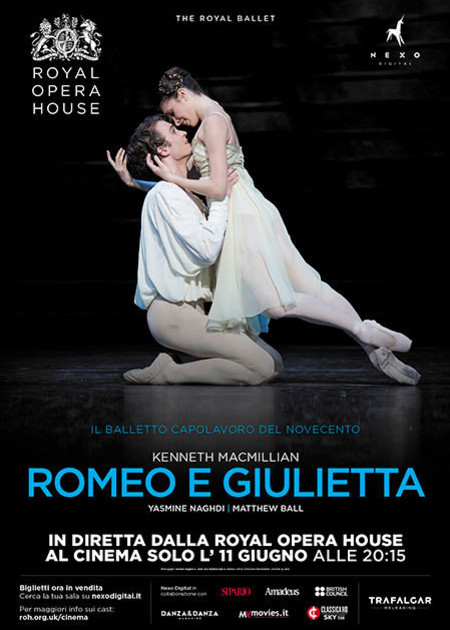 Romeo e Giulietta-The Royal Ballet
