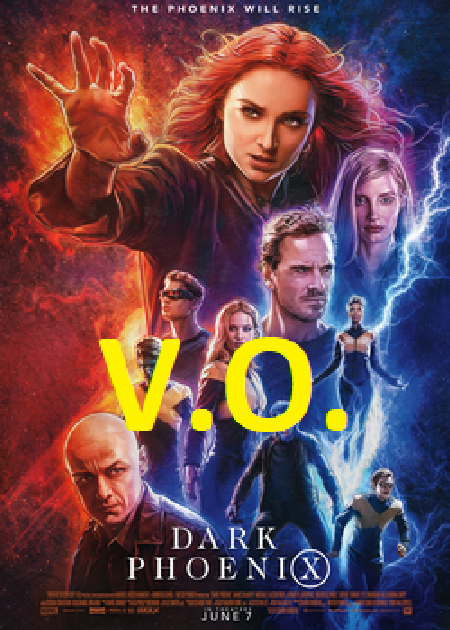 X-MEN: DARK PHOENIX (ORIGINAL LANGUAGE)