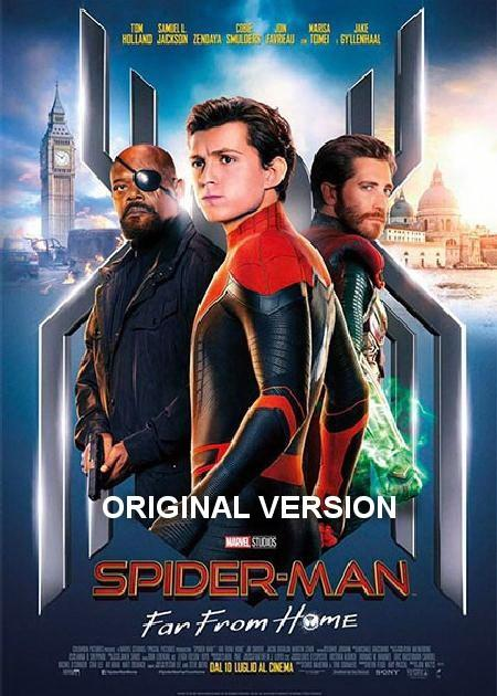 SPIDER-MAN: FAR FROM HOME-ORIGINAL VERSION
