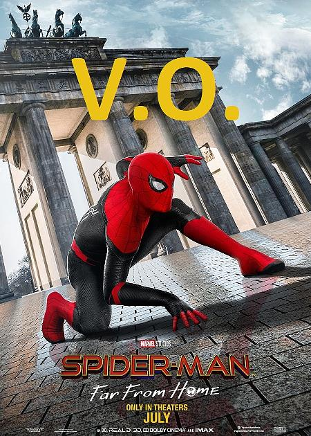 SPIDER-MAN: FAR FROM HOME (ORIGINAL LANGUAGE)