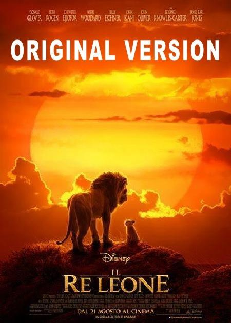 THE LION KING-ORIGINAL VERSION