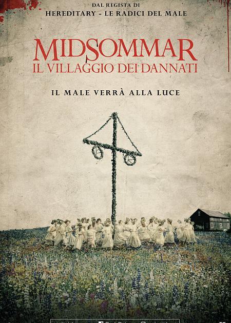 MIDSOMMAR: IL VILLAGGIO DEI DANNATI - V.M.14