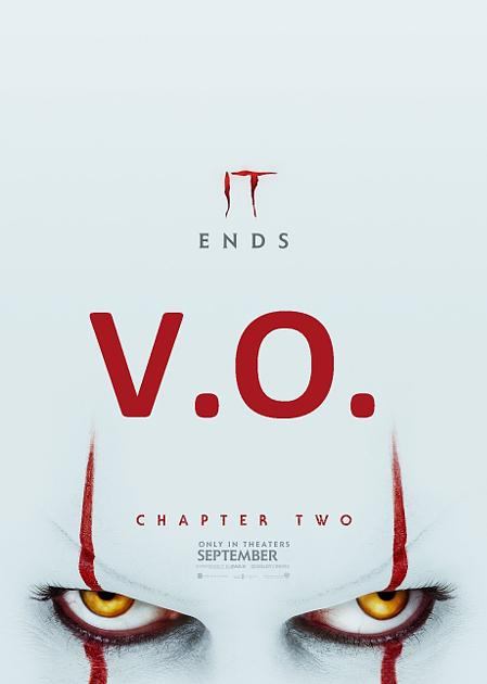 IT: CHAPTER TWO (ORIGINAL LANGUAGE) - RATED 14