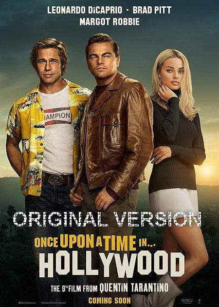 Once Upon a Time… in Hollywood-ORIGNAL VERSION