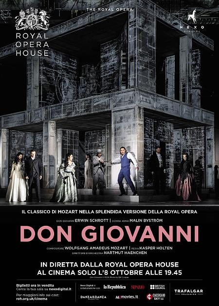 ROYAL OPERA HOUSE 2019-20: DON GIOVANNI