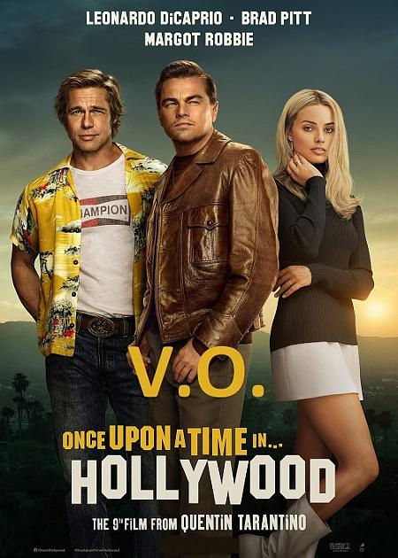 ONCE UPON A TIME...IN HOLLYWOOD (ORIGINAL LANGUAGE)