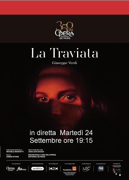 LA TRAVIATA - Opéra national de Paris
