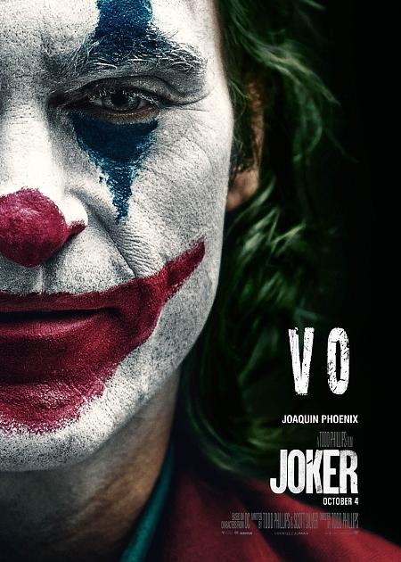 JOKER - RATED 14 (ORIGINAL LANGUAGE)