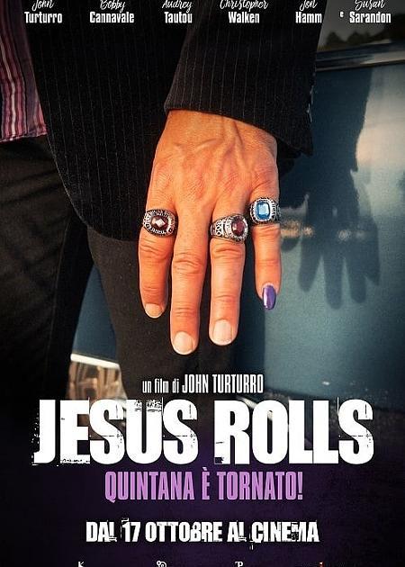 JESUS ROLLS - QUINTANA E' TORNATO (THE JESUS ROLLS)