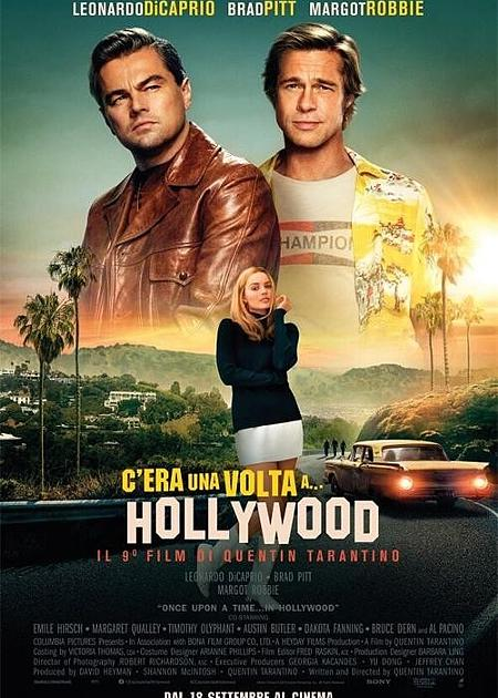 C'ERA UNA VOLTA A...HOLLYWOOD (ONCE UPON A TIME IN...HOLLYWOOD)