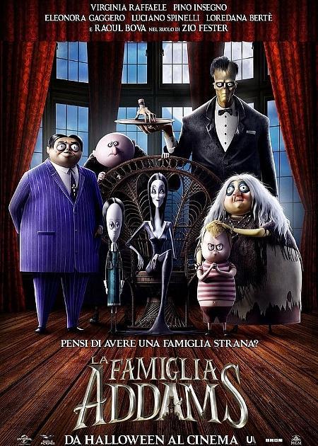 LA FAMIGLIA ADDAMS (THE ADDAMS FAMILY)