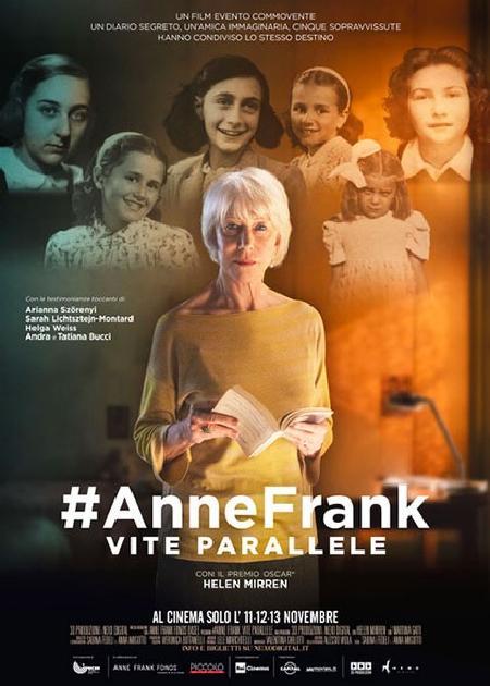 #ANNEFRANK - VITE PARALLELE