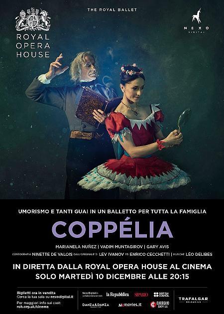 ROYAL OPERA HOUSE 2019-20: COPPÉLIA