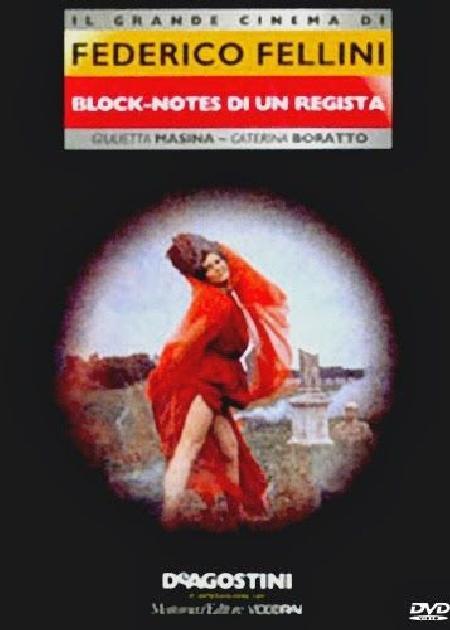 FELLINI - BLOCK-NOTES DI UN REGISTA
