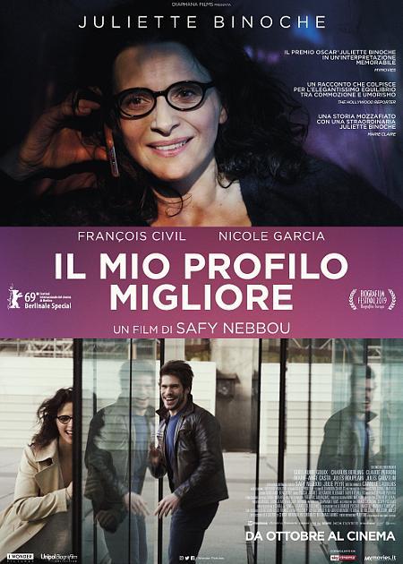 IL MIO PROFILO MIGLIORE (CELLE QUE VOUS CROYEZ)