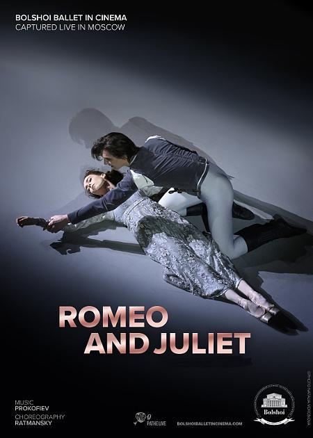 BOLSHOI BALLET 2020 - 21: ROMEO E GIULIETTA