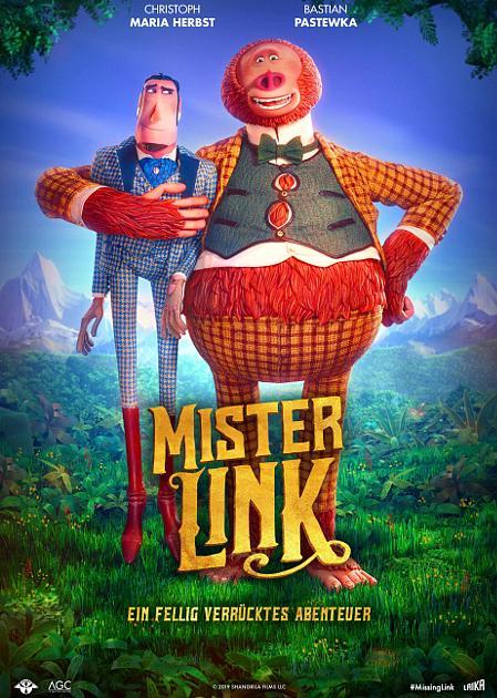 MISTER LINK (MISSING LINK)