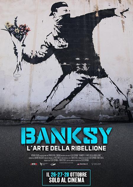 BANKSY - L'ARTE DELLA RIBELLIONE