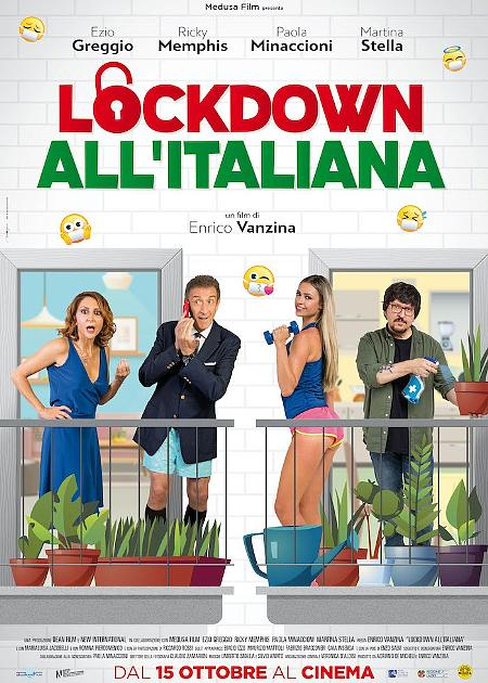 LOCKDOWN ALL'ITALIANA