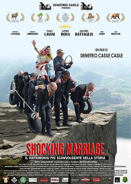 SHOCKING MARRIAGE IL MATRIMONIO PIÙ SCONVOLGENTE DELLA STORIA