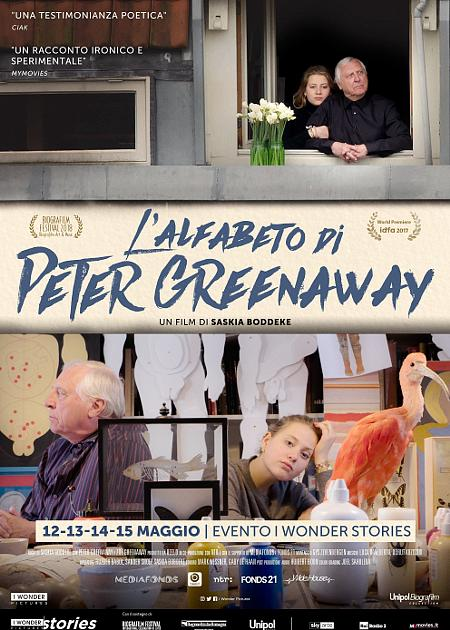 L'ALFABETO DI PETER GREENAWAY (THE GREENAWAY ALPHABET)