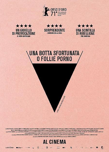 SESSO SFORTUNATO O FOLLIE PORNO - V.M.18