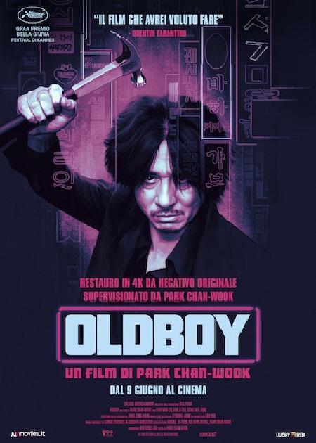 OLDBOY (ED. RESTAURATA)